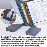 Ultimate Office AdjustaView 10-Pocket Desk