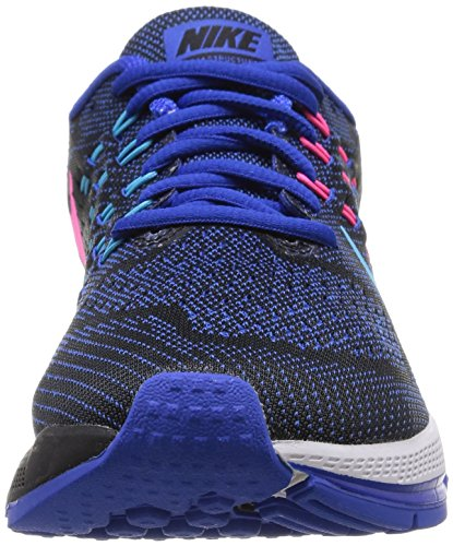 Nike W Air Zoom Structure 18 - Zapatillas Para Mujer Blue/Black