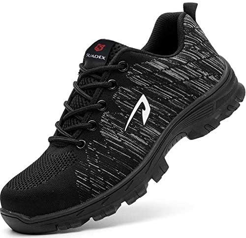 [JACKS HIBO] 安全靴 作業靴 メンズ レディース あんぜん靴 おしゃれ スニーカー メッシュ 鋼先芯 JIS規格 安全靴 通気性 防臭 防滑 耐磨耗 耐油性 セーフティーシューズ