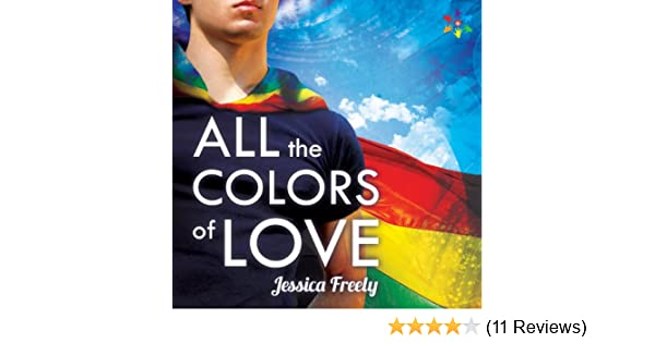 Amazon All The Colors Of Love Audible Audio Edition Jessica
