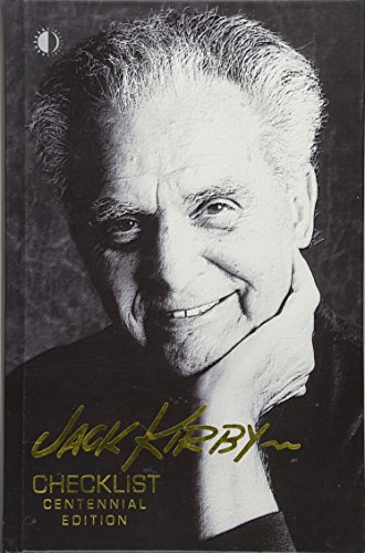 Jack Kirby Checklist: Centennial Edition for sale  Delivered anywhere in USA