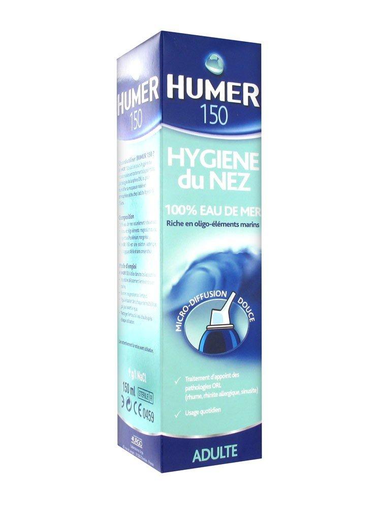 Humer 150 Nasal Hygiene Adult 150ml 9995004