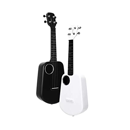 Ukelele, ukelele inteligente, guitarra pequeña de fibra de carbono ...