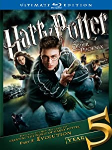 Cover Image for 'Harry Potter and the Order of the Phoenix (Ultimate Edition)'