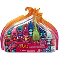 DreamWorks Trolls Wild Hair Collection Pack 8 Dolls