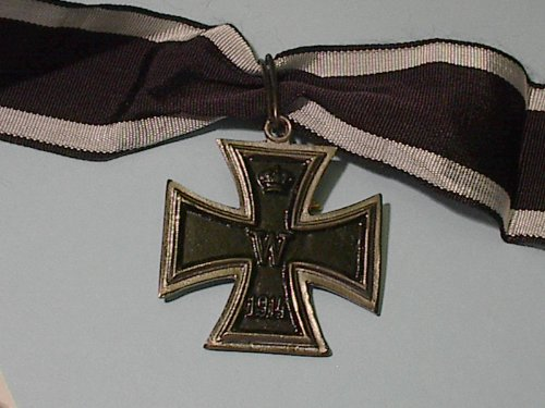 German Grand Cross Medal