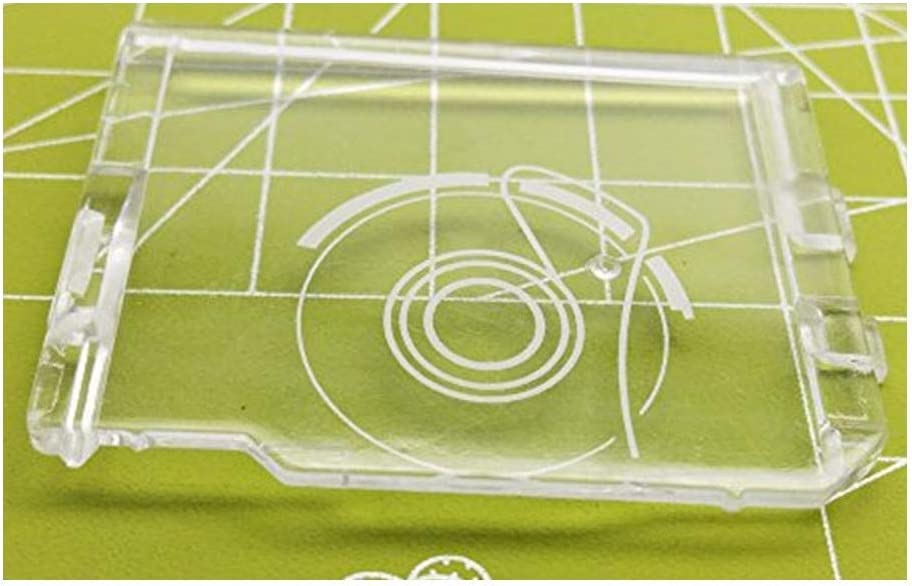 YICBOR - Placa para máquina de coser para Janome # 825018013: Amazon.es: Hogar