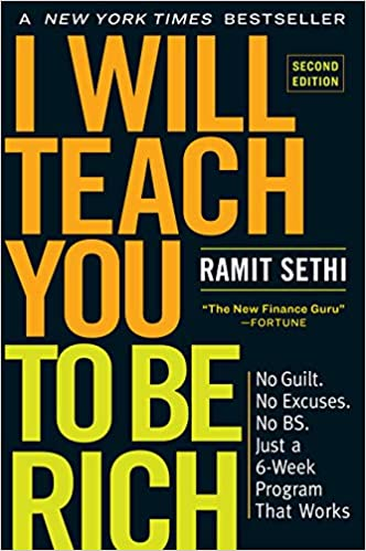 Book cover of I Will Teach You to Be Rich, Second Edition
