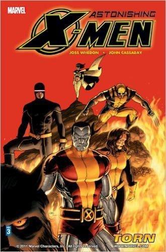 Astonishing X-Men, Vol. 3: Torn