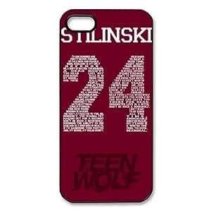 iPhone 4 / iPhone 4s TPU Gel Skin / Cover, Custom TPU iPhone 4g Back Case - Teen Wolf