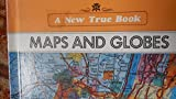 Maps and Globes, Ray Broekel, 0516016954