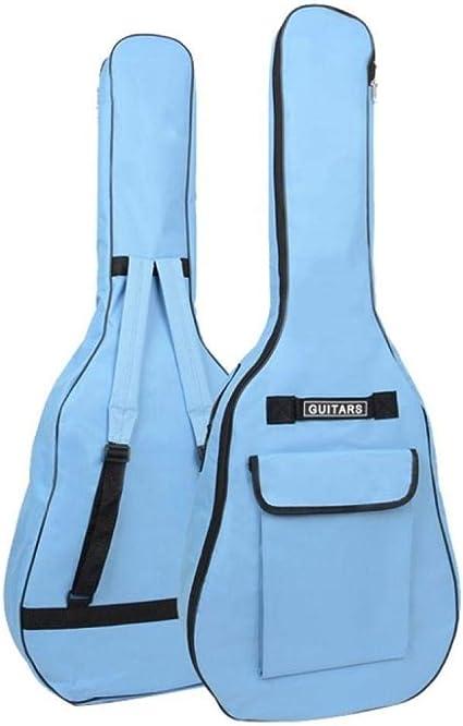 40/41 pulgadas Oxford tela guitarra acústica bolsa de concierto ...