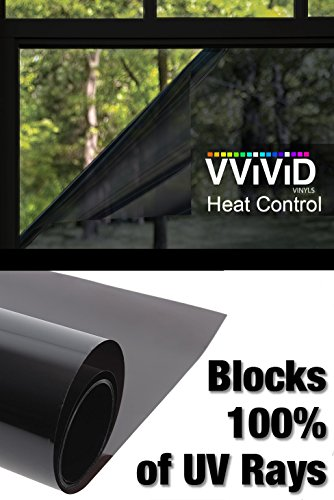 Heat Control 100% Anti UV Residential Vinyl Wrap 30