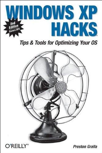 Windows XP Hacks, Second Edition by Brand: O'Reilly Media