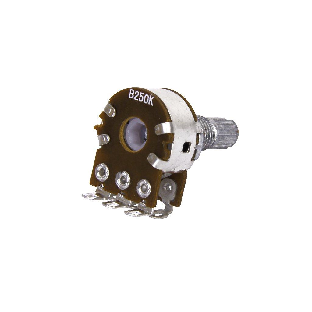 Dual Deck B250K Blend//Balance Pickups Potentiometer