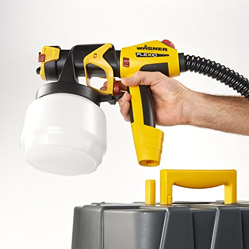 wagner 0529021 flexio 890 hvlp paint sprayer buy online in uae tools home improvement. Black Bedroom Furniture Sets. Home Design Ideas