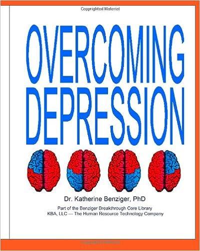 Book Overcoming Depression