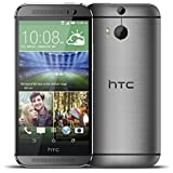 HTC One M8 32GB Unlocked GSM 4G LTE Android Smartphone - Gunmetal Grey - (Certified Refurbished)