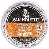 Van Houtte Breakfast Blend Single Serve Keurig Certified Recyclable K-Cup pods for Keurig brewers, 24 Count