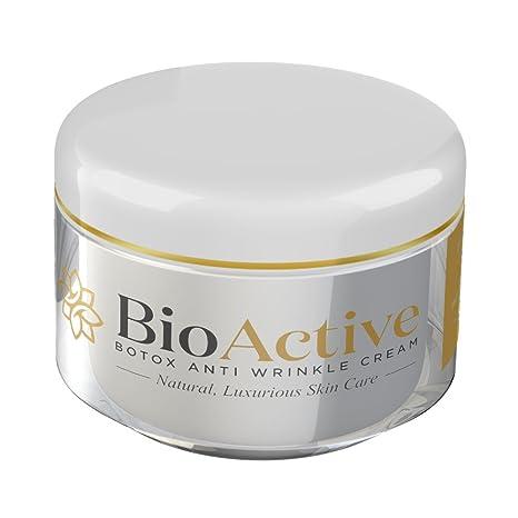Forever Young Bio Active Anti Arrugas Botox * Células Madre de Anti Envejecimiento Hidratante Crema Para