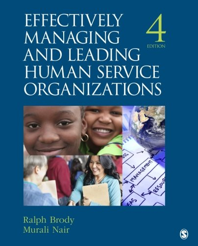 Source Book Services (Effectively Managing and Leading Human Service Organizations (SAGE Sourcebooks for the Human Services) (Volume 4))