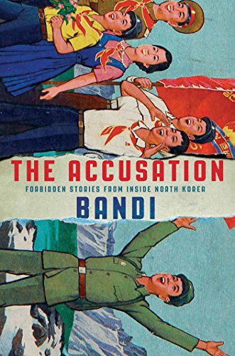 The Accusation: Forbidden Stories from Inside North Korea (Railway Station Carry Set)