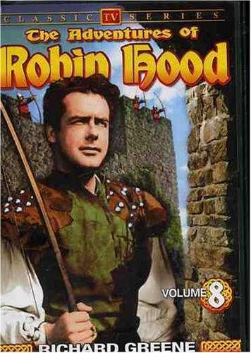 The Adventures of Robin Hood, Vol. 8 -