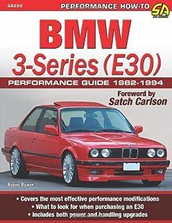 bmw 3 series e30 service manual 1984 1985 1986 1987 1988 rh amazon com 1990 BMW 320I 1988 BMW 320I