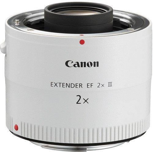 Canon EF 2.0X III Telephoto Extender for Canon Super Telephoto Lenses International Version (No Warranty)