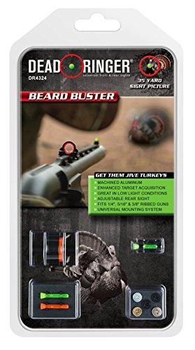 Dead Ringer Beard Buster Shotgun Sight | Easy Target Acquisition | Fully Adjustable