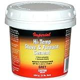 UNITED STATES HDW MFG/U S HA KK0068-A 8OZ Hi-Temp Furn Cement