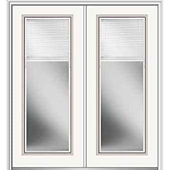 National Door Company Z029675R Fiberglass Smooth, Primed, Right Hand  In Swing, Exterior