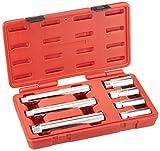#7: Sunex 8845 3/8-Inch Drive Spark Plug Socket Set, CR-V, 7-Pieces