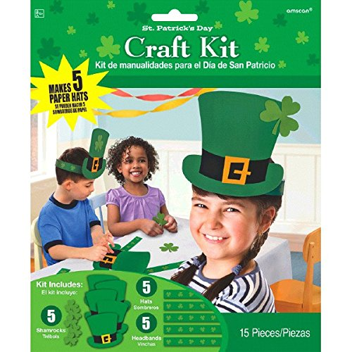 St. Patrick's Day Top Hat Craft Kit
