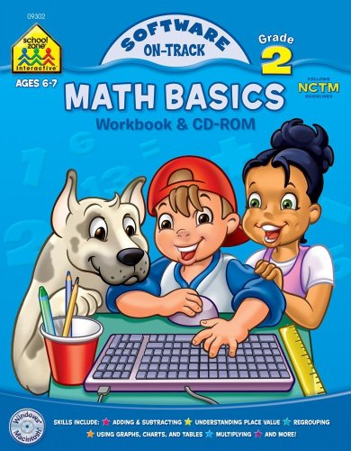 Math Basics, Grade 2 (School Zone Interactive)