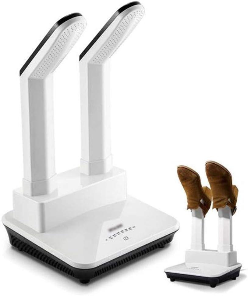 LXYPLM Secador Botas Zapatos Calentador de pies Soplador de Calor Portátil eléctrico con Temporizador Guantes de Secado rápido Sombreros Calcetines Botas de esquí: Amazon.es: Hogar
