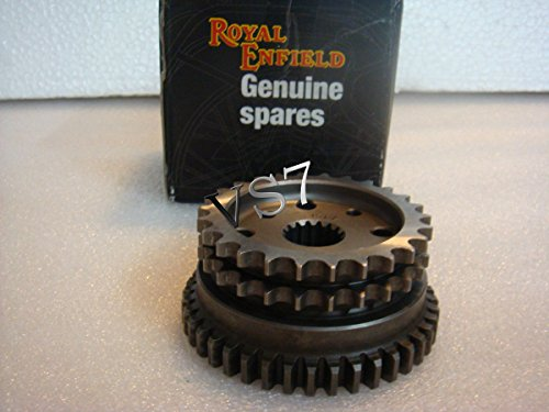 RS Vintage Parts EBY0768 Royal Enfield Clutch Sprag Bearing Assembly Kit Complete Part No 592593/A -
