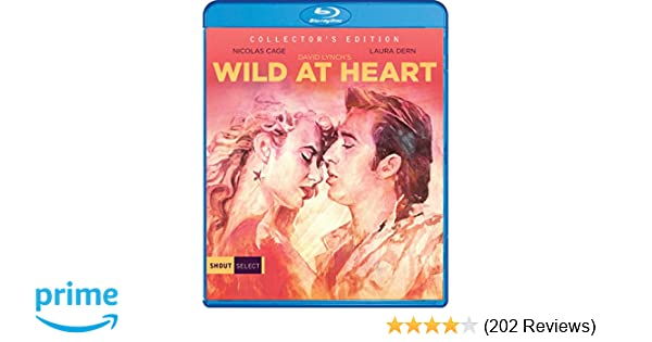 Amazon com: Wild at Heart (Collector's Edition) [Blu-ray]: Nicolas