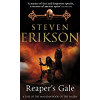 Reaper's Gale: The Malazan Book of the Fallen 7 (English Edition)