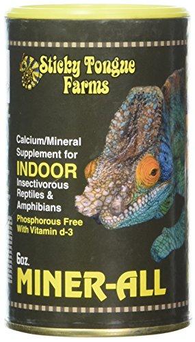Miner All Calcium Mineral Supplement Indoor 6 Oz