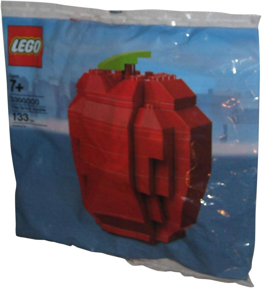 LEGO Seasonal Mini Figure Set #3300000 The Brick Apple Bagged