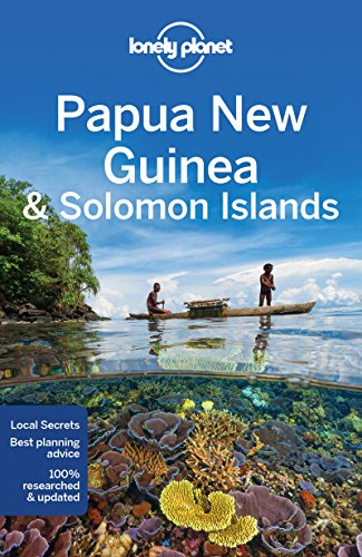 Lonely Planet Papua New Guinea & Solomon Islands (Travel Guide)...