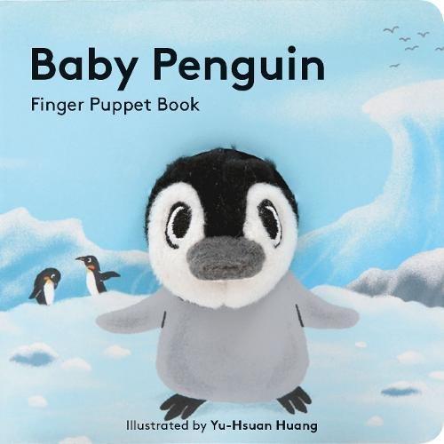 Puppet Book (Finger Puppet Boardbooks) ()