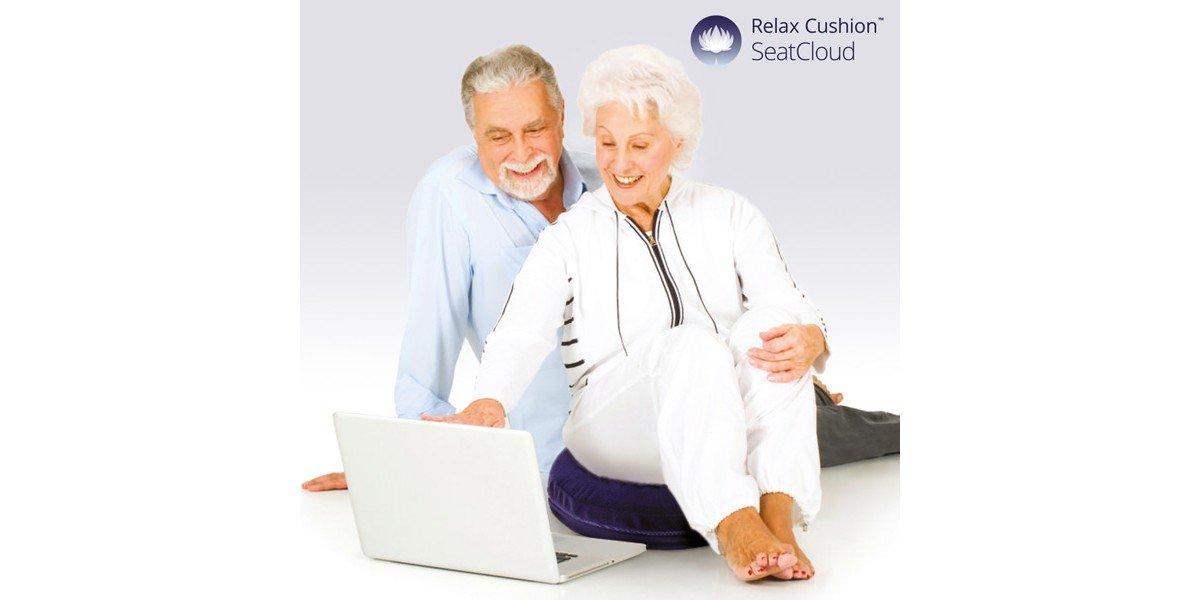 Amazon.com: Cojín antiescaras circular Relax Cushion ...