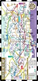 Streetwise Barcelona Metro Map - Laminated Metro Map of Barcelona Spain: Folding Pocket & Wallet Size Metro Map