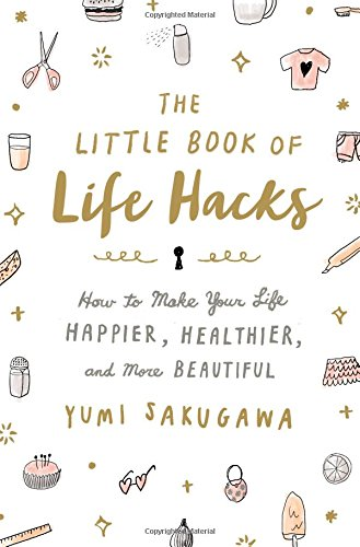 Little Book Life Hacks Healthier product image