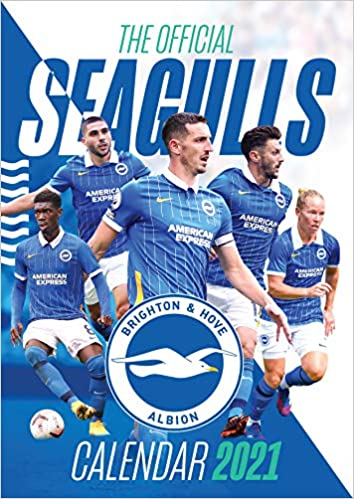The Official Brighton & Hove Albion FC Calendar 2021