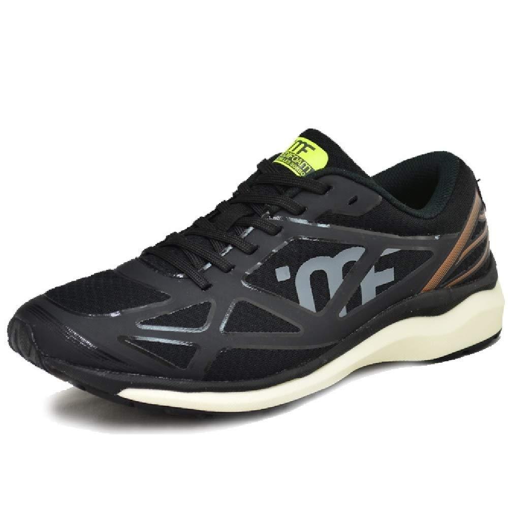 品揃え豊富で [アキレス] SORBO ランニングシューズ メンズ レディース 26.0 ソルボ メディフォーム LSD2 ブラック MF-203 ワイド/マラソン ジョギング 陸上 SORBO MEDIFOAM 男女兼用 靴 スポーツシューズ/MFR2030 B07NY3QFPG ブラック 26.0 cm 26.0 cm ブラック, Ripple clothing:0aa13e94 --- phpmyadmin.kupitport.ru
