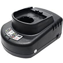 Ryobi HP1201M Universal Charger - Replacement for Ryobi 12V Power Tool Chargers (100-240V)