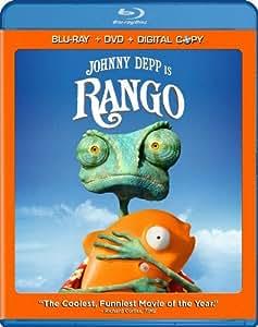 Rango (Blu-Ray + DVD)